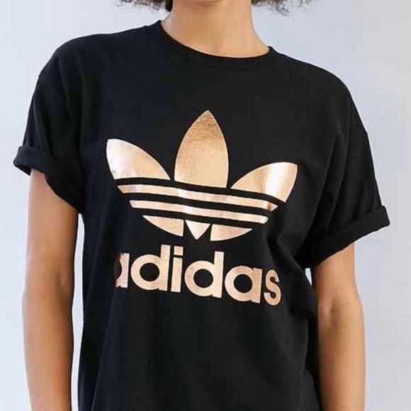 adidas originals rose tee